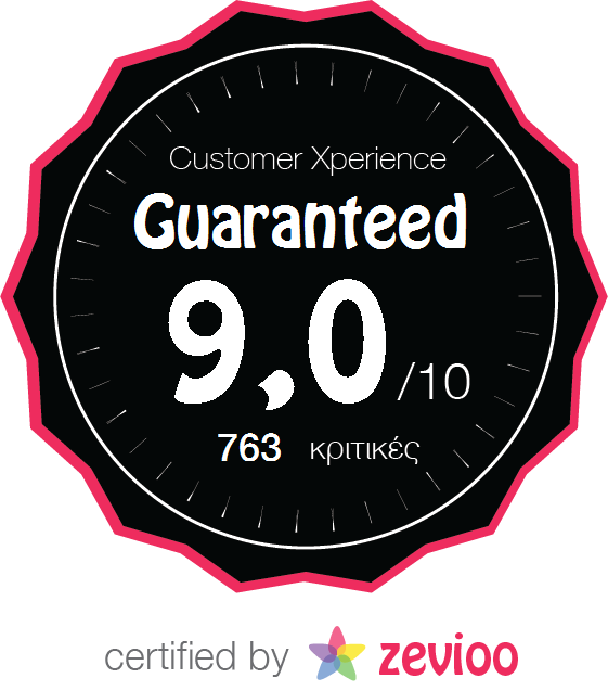 Zevioo CX Badge